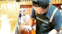 Kreatif..!!! Seorang Dokter Sukses Buka Warkop di Morotai Maluku Utara