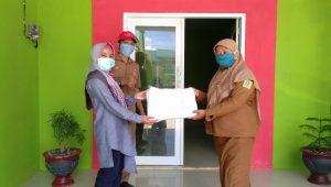 Melalui Program Tebar 1000 Pakaian Medis, Komunitas Sahabat Depok Salurkan Bantuan ke Sejumlah PKM di Sinjai