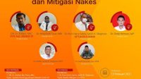 Asosiasi Rumah Sakit Swasta Indonesia Sumbar Adakan Diskusi Virtual