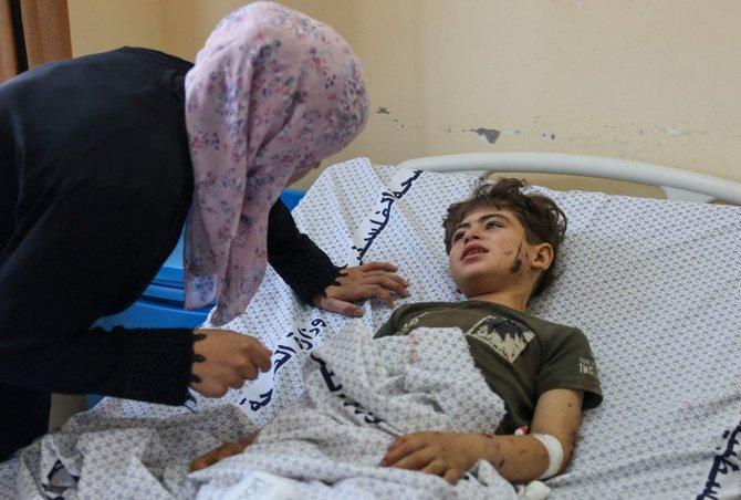Sistem perawatan kesehatan Gaza yang rapuh tertekuk di bawah tekanan perang