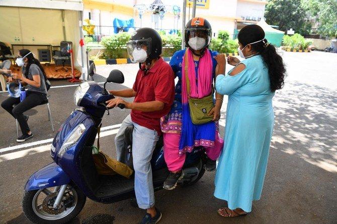 Pusat keuangan India bersiap untuk gelombang COVID-19 ketiga